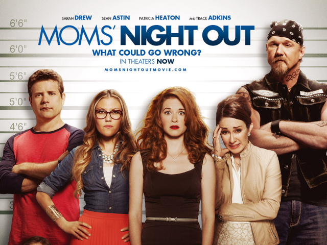 Moms' Night Out – Catholic Friendly Entertainment!