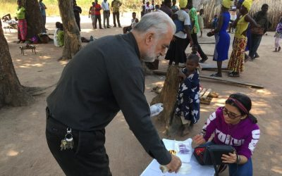 Letters from the Jungle – An Update from Fr. Hartley