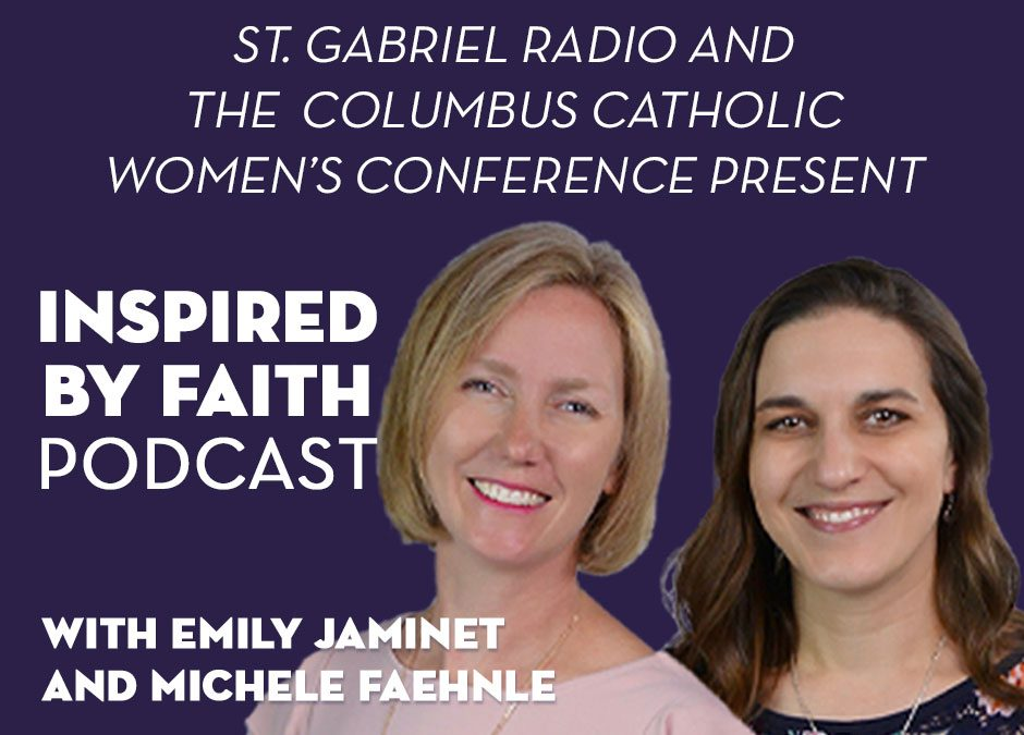 "Introducing CCWC ""Inspired By Faith"" on St. Gabriel Radio"
