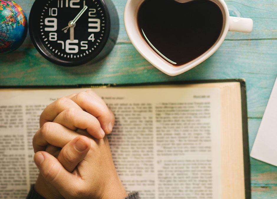Prayer for Conference Planning